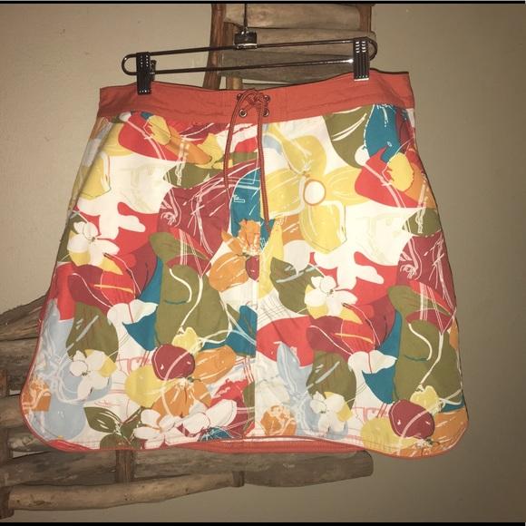 Aventura Dresses & Skirts - Aventura Floral Skirt - Casual, cute & Comfy!